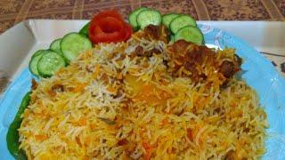 Mutton Biryani by Aisha   Masalaydar Biryani