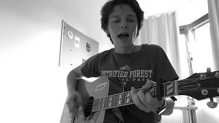 """""""Burning Man"""" by Dierks Bentley - Acoustic Cover by Simon Willemin"""