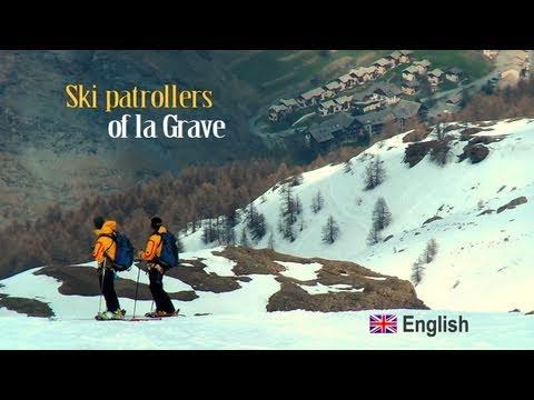 La Grave Ski Patroll