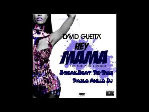 David Guetta - Hey Mama Ft Nicki Minaj and...