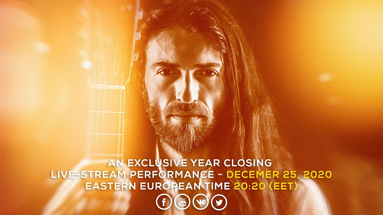 An exclusive year closing live stream performance