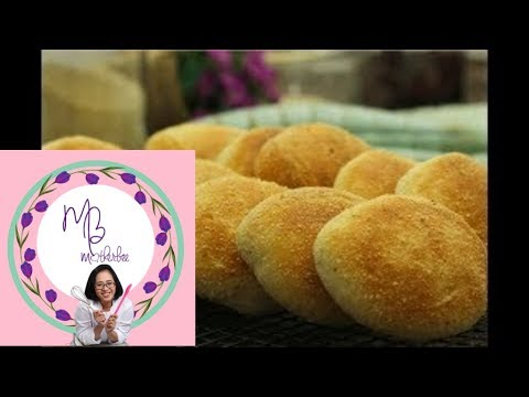 How to make Pandesal (Filipino Bread)   MotherBee - YouTube