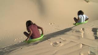 Surfing the Sands of Monahans - Texas Parks & Wildlife [Official]