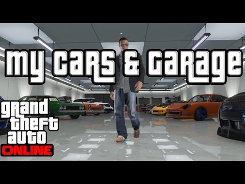 Gta 5 online garage show case gta online 10 car garage for Garajes gta v online