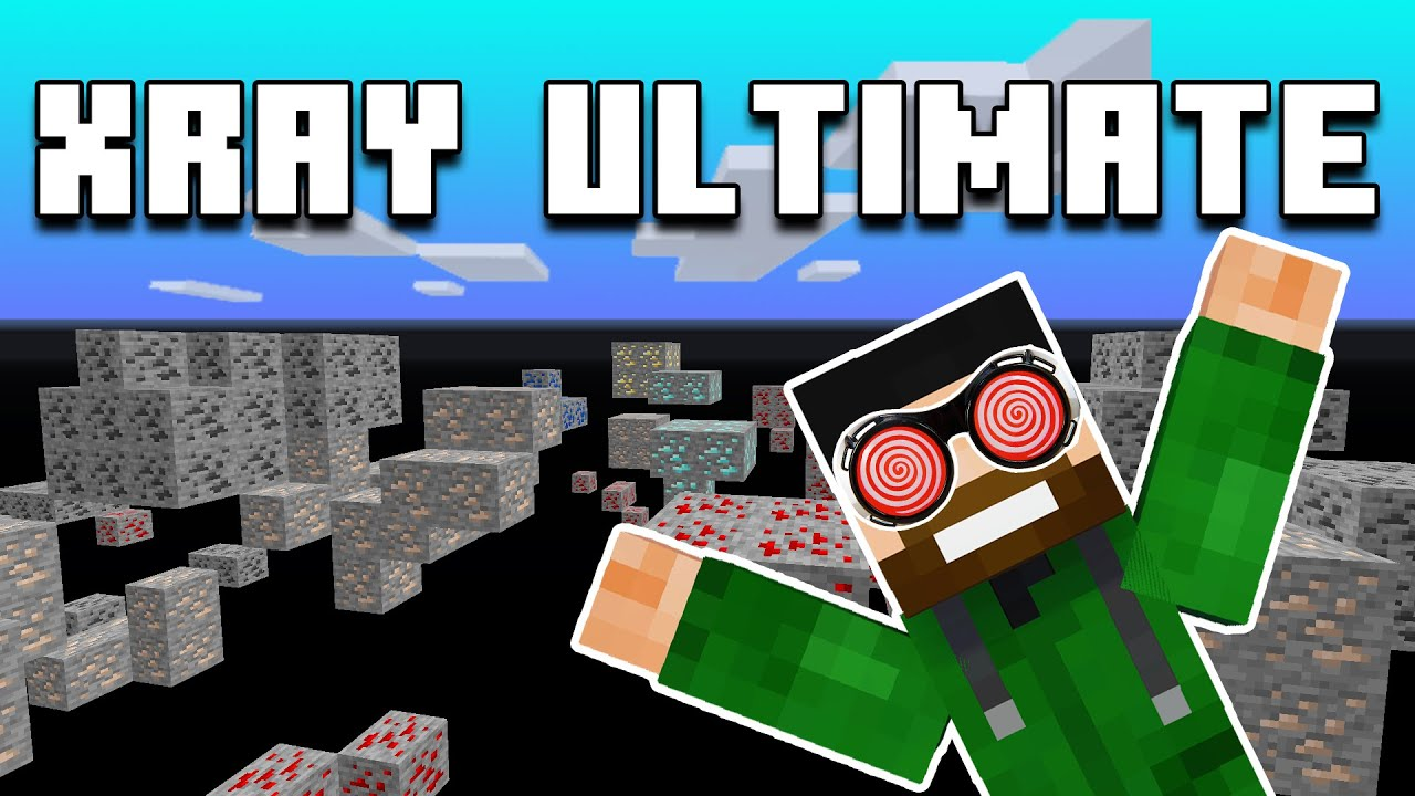 Xray Ultimate - Resource Packs - Minecraft - CurseForge