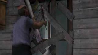 Land Of The Dead 3d Movie Trailer (By BlindMonkeyTV)