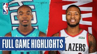 Download HORNETS at BLAZERS | FULL GAME HIGHLIGHTS | January 13, 2020 Mp3 and Videos