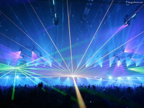 DJ Tiesto: Forbidden Paradise