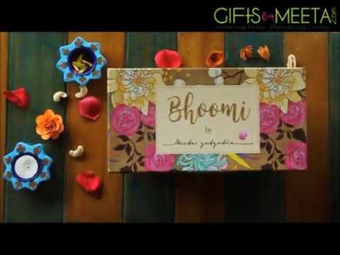Diwali Gift Ideas, Diwali Gifts Hamper - Décor Perfect Gift Box for Diwali