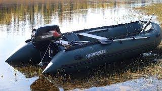 Лодочные моторы и лодки пвх. Выбор и эксплуатация.