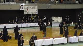 SHIGA vs IBARAKI 67th All Japan Interprefecture KENDO Championship 2019 2nd Round