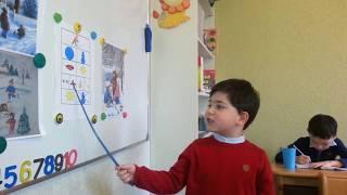 Фрагмент занятия в группе дошкольного развития1