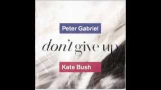 Peter Gabriel and Kate Bush - Don't Give Up (432 Hz)
