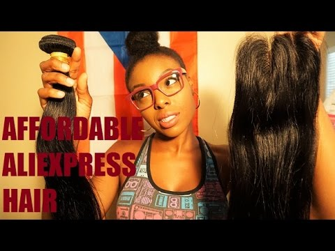 3 BUNDLES FOR $60??? Affordable Aliexpress Malaysian Virgin HAIR
