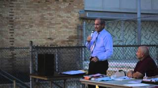 Garfield Ridge Neighborhood Watch Meeting/August 2013