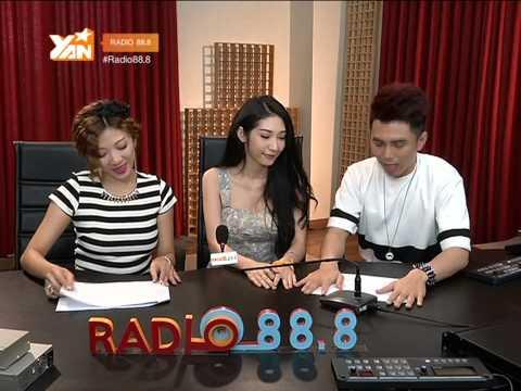 """Radio 88.8: Khổng Tú Quỳnh thử tài """"hiểu ý đồng đội"""" (Tập 11 - Phần 2)"""
