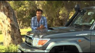 ZoomTV on 7mate Ep 18 Toyota Landcruiser 70 Series