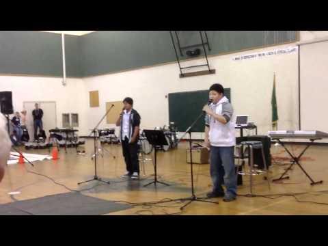 Harbour Pointe Middle School Talent Show 2012