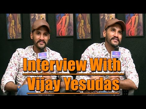 Dhanush Taught Me A Lot : Malare Song Got Me 7 Awards | An Exclusive Interview With Vijay Yesudas
