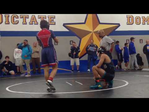 2018 55th Jim Root Memorial, San Jose, CA. Prospect HS - Calvin Antonio (1st) 1/2