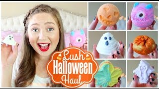 Halloween Lush Haul! September 2016