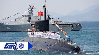 Đo sức mạnh tàu ngầm Kilo Việt Nam | VTC