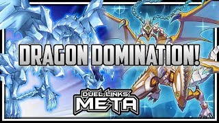 Dragons Dominating Top Tier Decks [Yu-Gi-Oh! Duel Links]