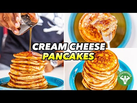 low-carb-breakfast---cream-cheese-pancakes-recipe