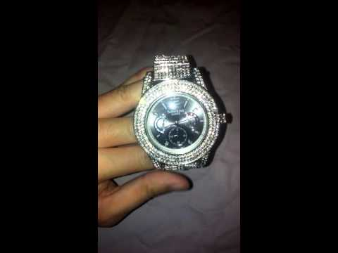 Techno King & Bling Master Watch For Sale
