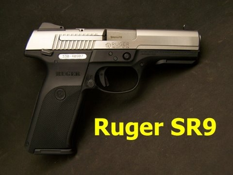 Ruger Sr9 9mm Pistol Review Part 2