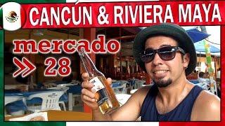 Compras econômicas em Cancún: Mercado 28