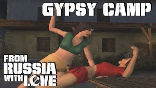 007: From Russia With Love - Gypsy Camp - 00 Agent