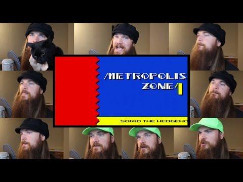Watch : Sonic 2 - Metropolis Zone Acap...