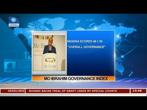 Mo Ibrahim Index: Nigeria Scores 48.1 In Overall Governance |Business Incorporated|