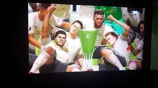 M.United Campeão Euro League