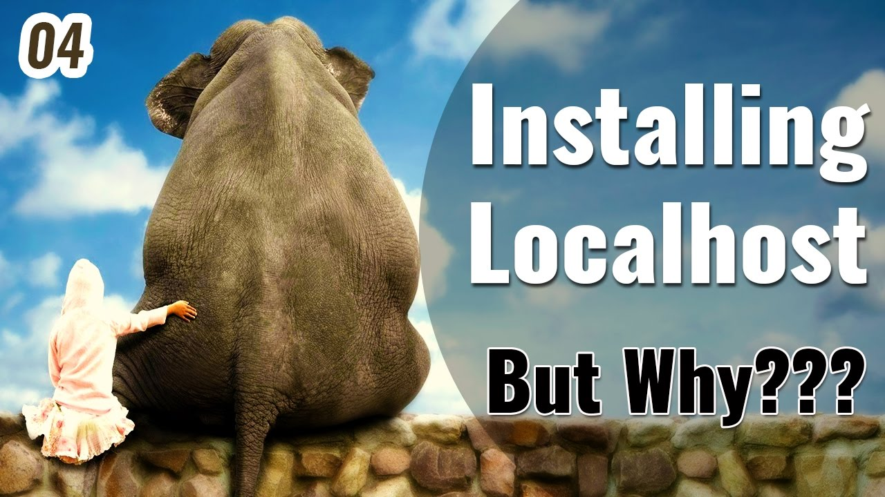 How and Why to install localhost for PHP | PHP in Hindi/Urdu