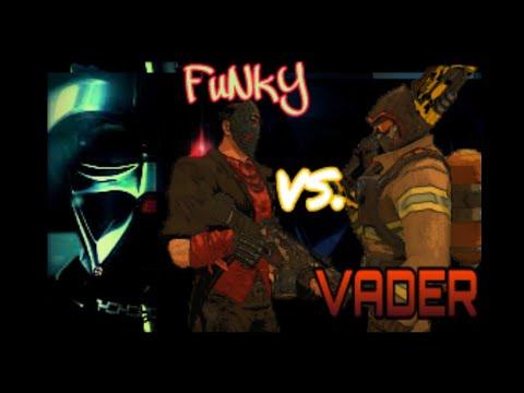 Guns of Boom - Funky vs. Darth Vader