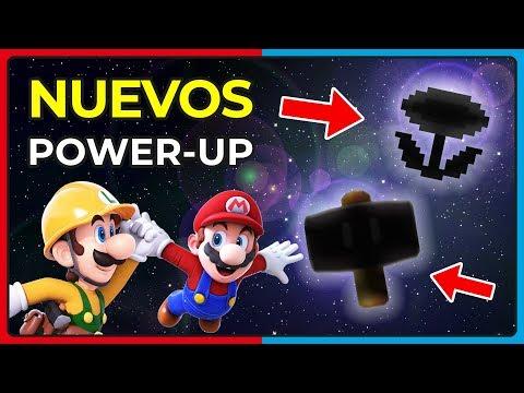 ¡¡Dos NUEVOS OBJETOS SECRETOS!! SUPER MARIO MAKER 2 presenta nuevos POWER-UP
