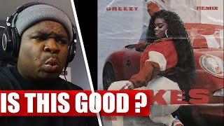 "Dreezy ""Yikes"" Nicki Minaj Remix - REACTION - FIRST TIME HEARING"