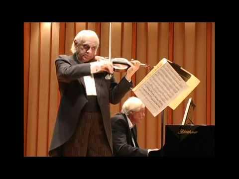 Paganini, Rondo Galante, Daniel Shindarov - violin maestro performing live