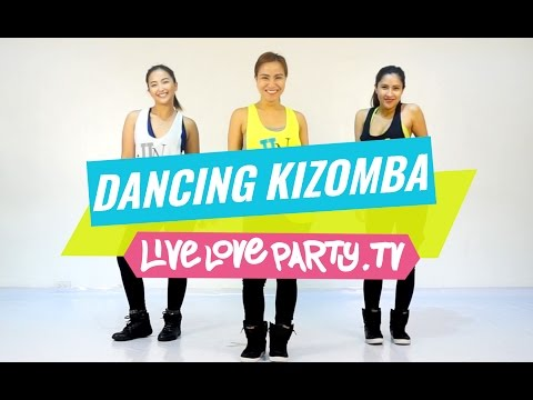 Dancing Kizomba [VIEW ON COMPUTER] | Zumba® | Live Love Party | Dance Fitness