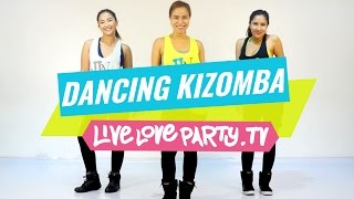 Dancing Kizomba [View on Desktop / Laptop]   Zumba® Fitness   Live Love Party
