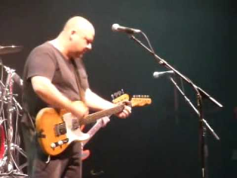 The Pixies HMH Amsterdam: Frank Black and Kim Deal interaction.