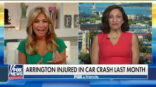 'I Didn't Stop Talking to God': Katie Arrington Says Faith Helped Her Survive 'Horrific' Car Crash