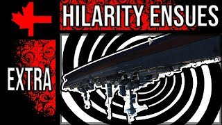 War Thunder - Extra - Custom Hangar + Naval = Hilarity
