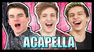 Acapella Challenge! w/Kovy, Ment   Martin