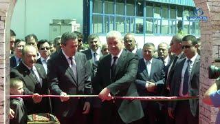 افتتاح معرض الجزائر الدولي في طبعته ال 48