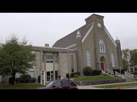 The  First  Christian  Church  Greensburg