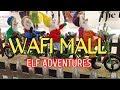 Elf Adventures at Wafi Mall  Dubai UAE#WafiMall