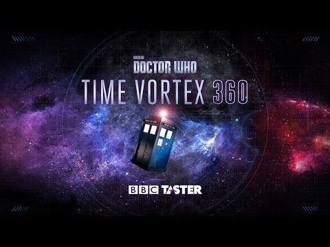 Time Vortex 360° Game - Doctor Who - BBC Taster